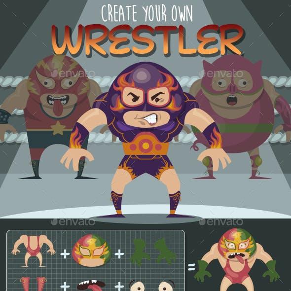 Wrestler Creation Kit