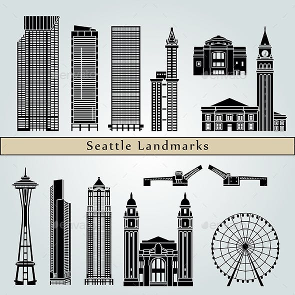 Seattle Landmarks and Monuments