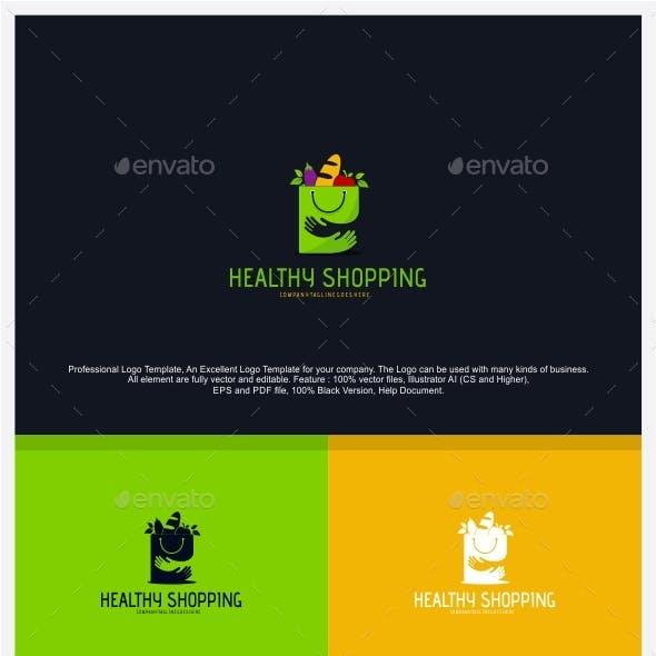 Healthy Shopping Logo