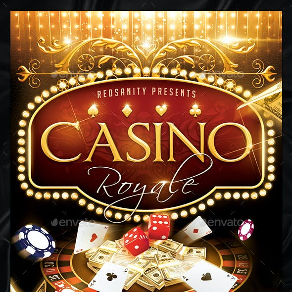 Casino Royale Flyer Plus FB Cover