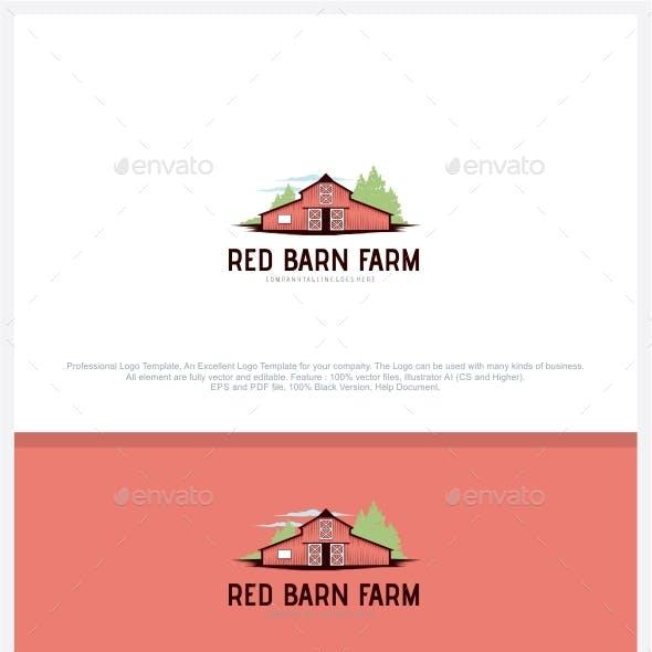 Red Barn Farm Logo