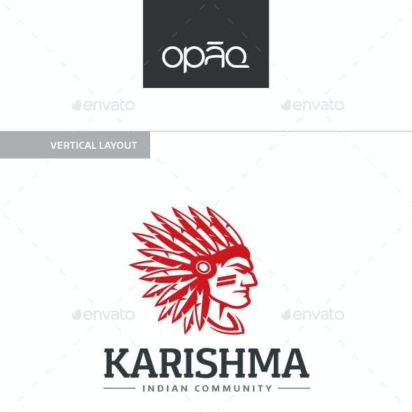 Karishma (Indian) Logo