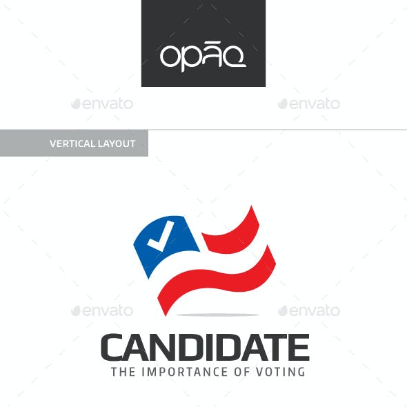 Candidate (Voting) Logo