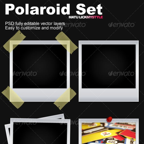 Polaroid Set