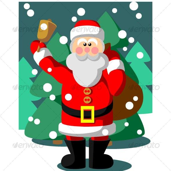 Santa Claus in color 05
