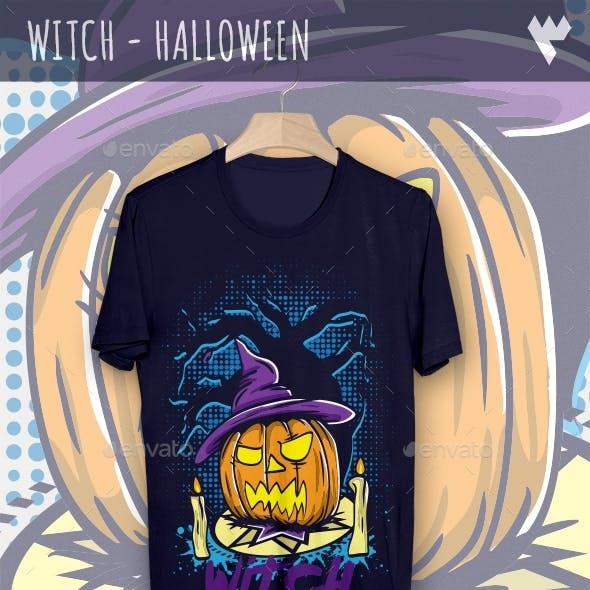 Witch - Halloween
