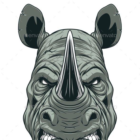 Ferocious Rhinoceros