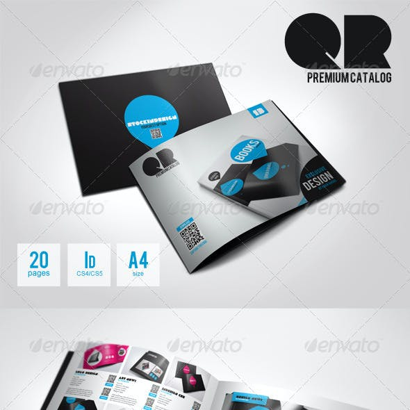 QR Flexible Product Catalog Premium v2