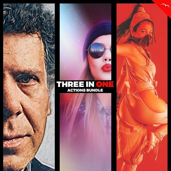 Three in One Bundle V.2