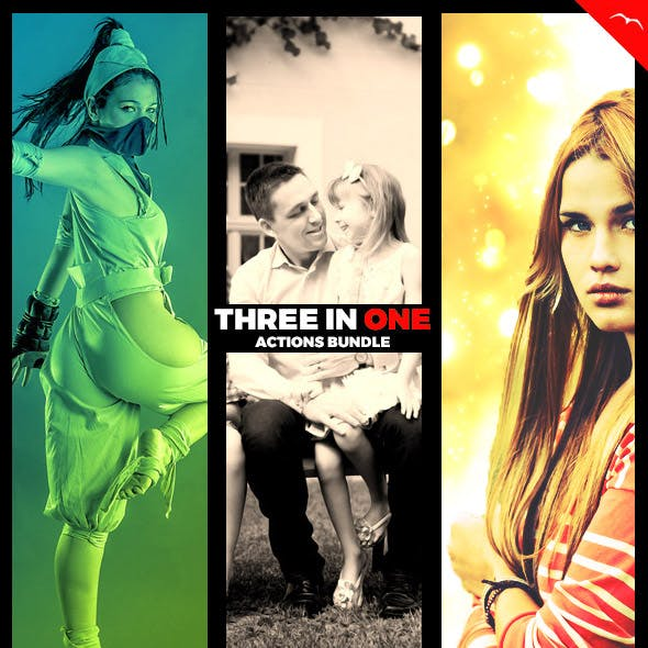 Three in One Bundle V.3