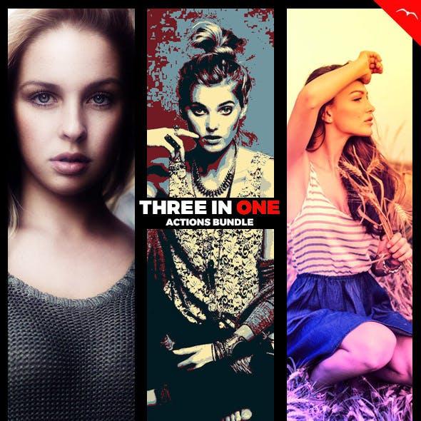Three in One V.4