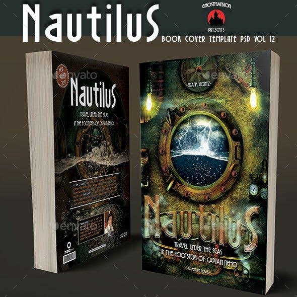 Nautilus - Book Cover Template PSD Vol 12