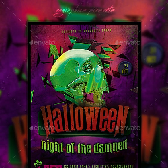 HalloweeN - Night Of The Damned V2