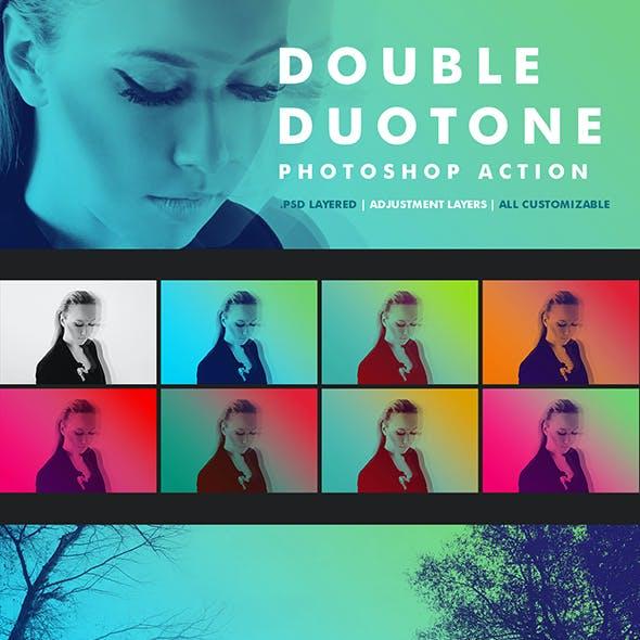 Double Duotone