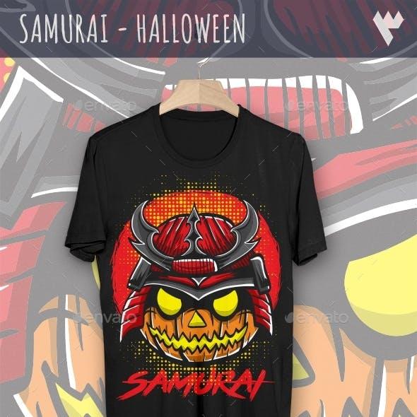 Samurai - Halloween