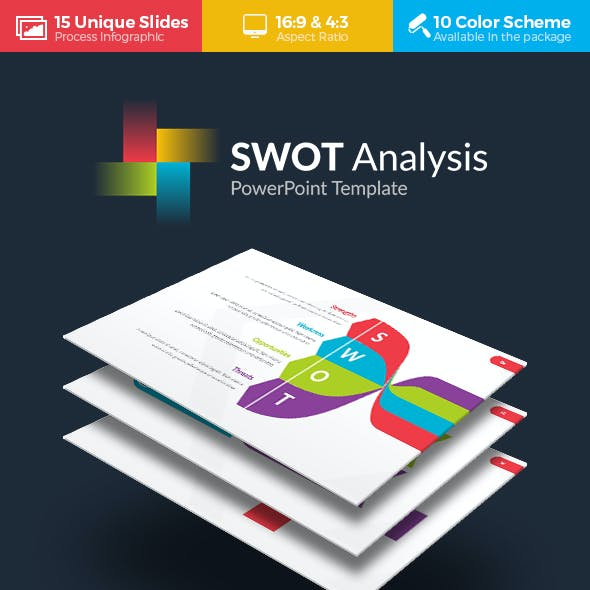 Swot Powerpoint Templates From Graphicriver