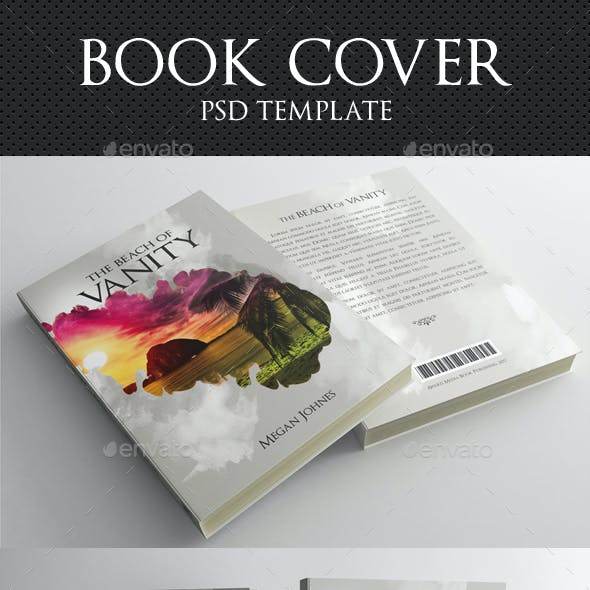 Book Cover Template 16