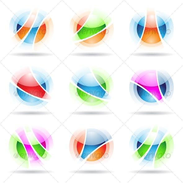 vibrant balls