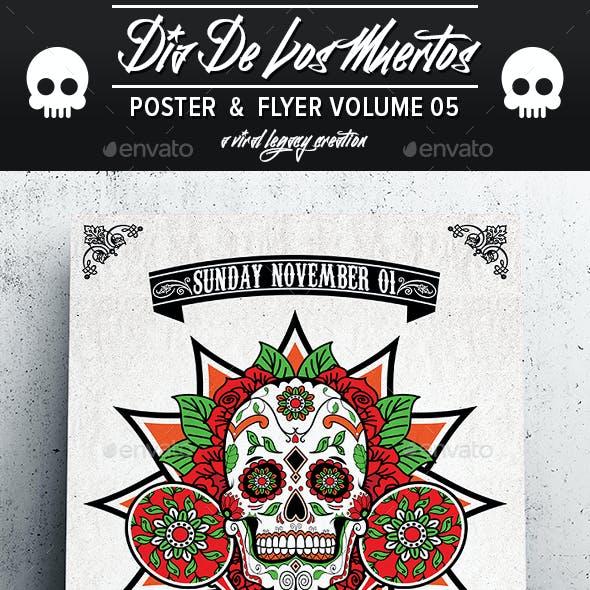 Dia De Los Muertos Volume 5