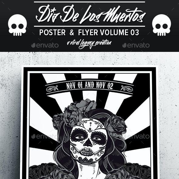 Dia De Los Muertos Volume 3