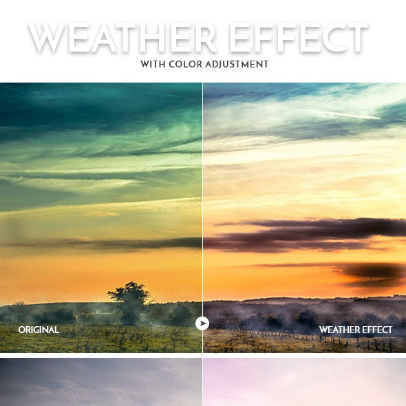 Weather Effect