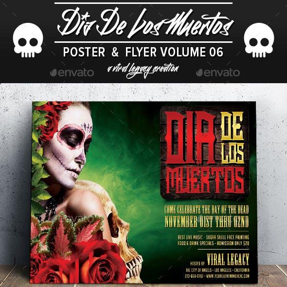 Dia De Los Muertos Volume 6