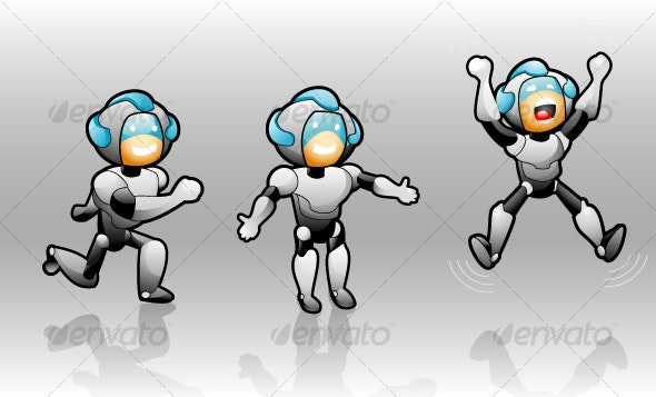Android Mascot - Miscellaneous Characters