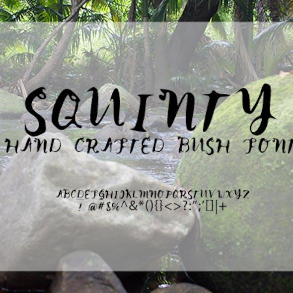 Squinty