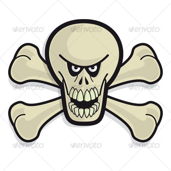 Skull 'n' Bonez - Tan