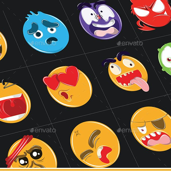 Creative Emoji Set