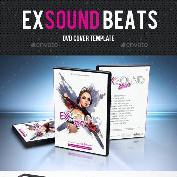 Exsound DVD Cover Template