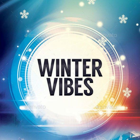 Winter Vibes Flyer
