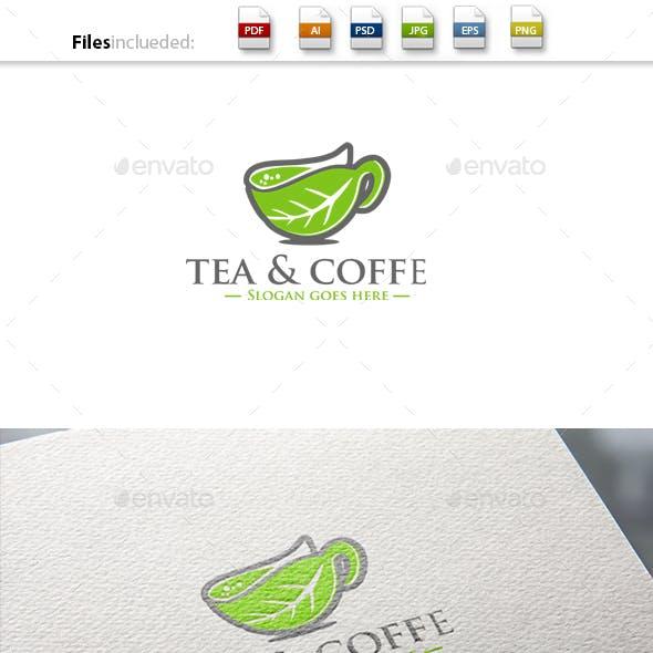 Caffe Shop  Logo Template