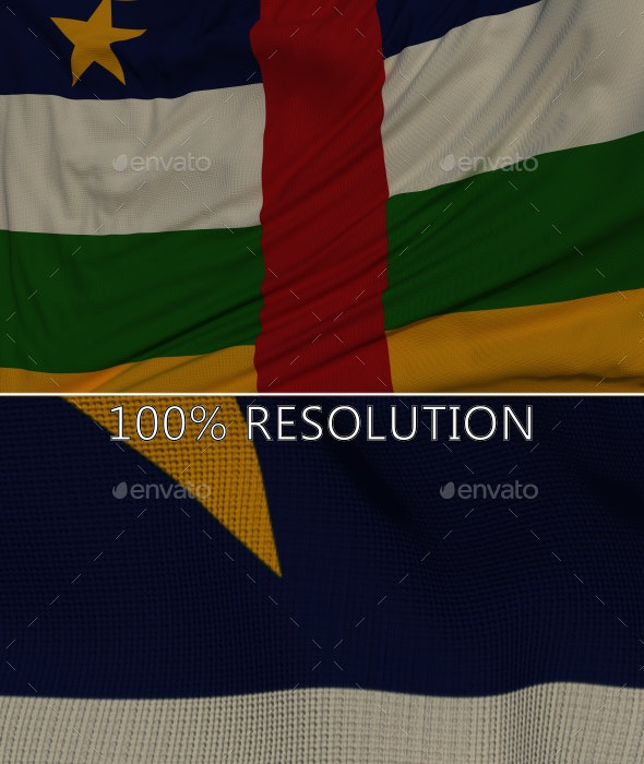 Background Flag of The Central African Republic - Backgrounds Graphics