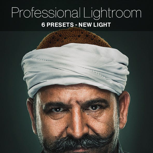 Professional Lightroom 6 Presets