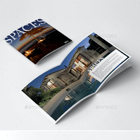 Square Brochure / Booklet