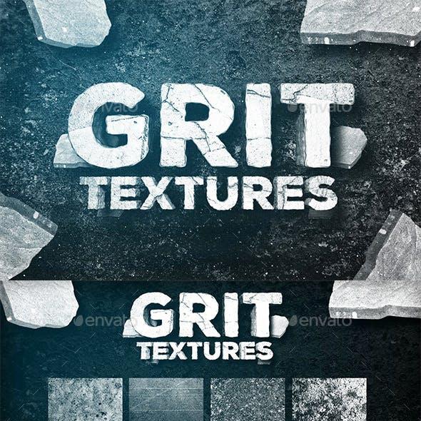 10 Grit Textures
