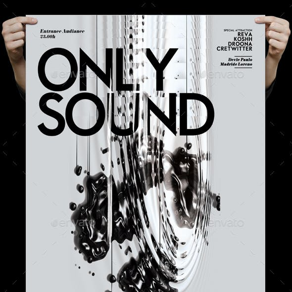 Only Sound Poster