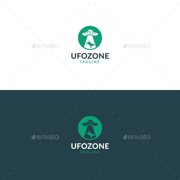 Ufo Zone Logo
