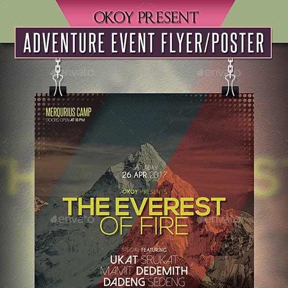 Adventure Event Flyer / Poster