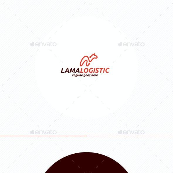 Lama Logistic Logo