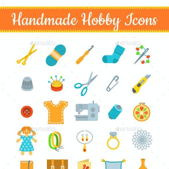 Handmade Hobby Activities Tools
