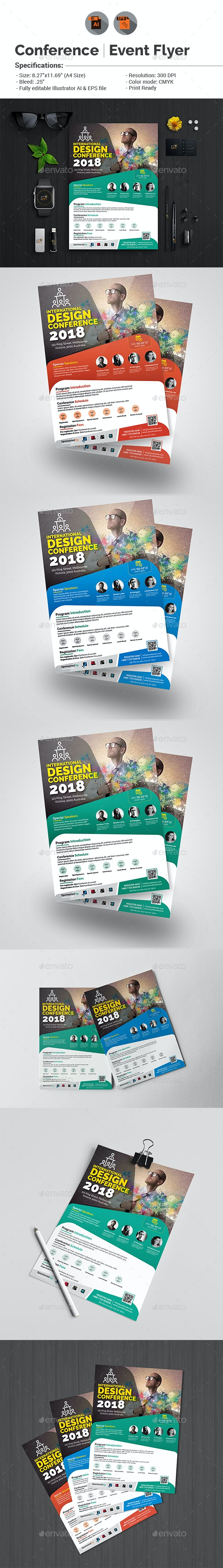 Conference / Event Flyer Template - Events Flyers