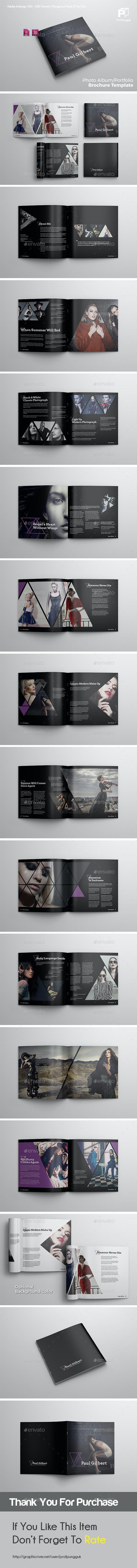 Square Photo Album Vol.2