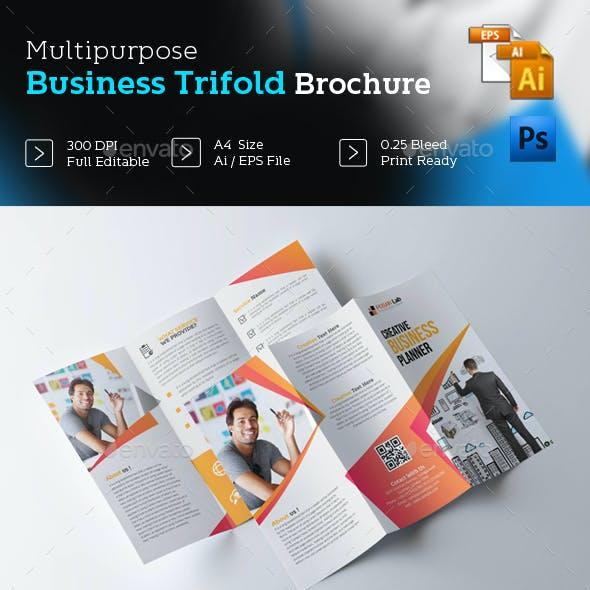 Trifold Brochure Design Bundle