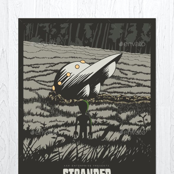 Stranded Flyer
