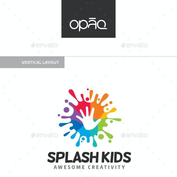 Splash Kids Logo