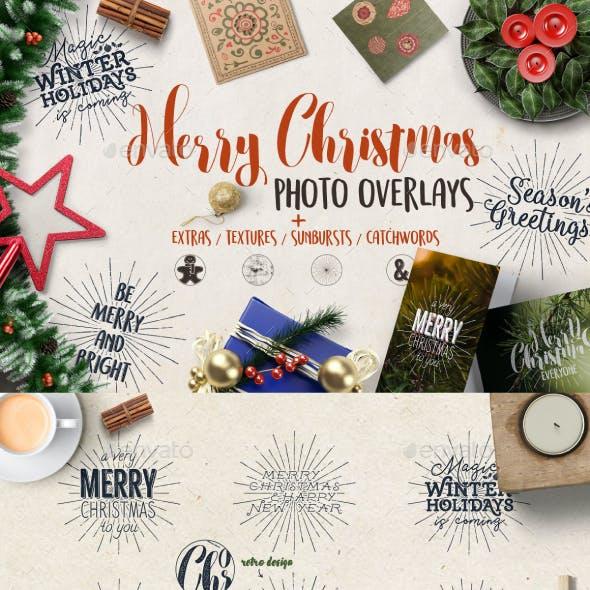 Christmas Overlays & Extras