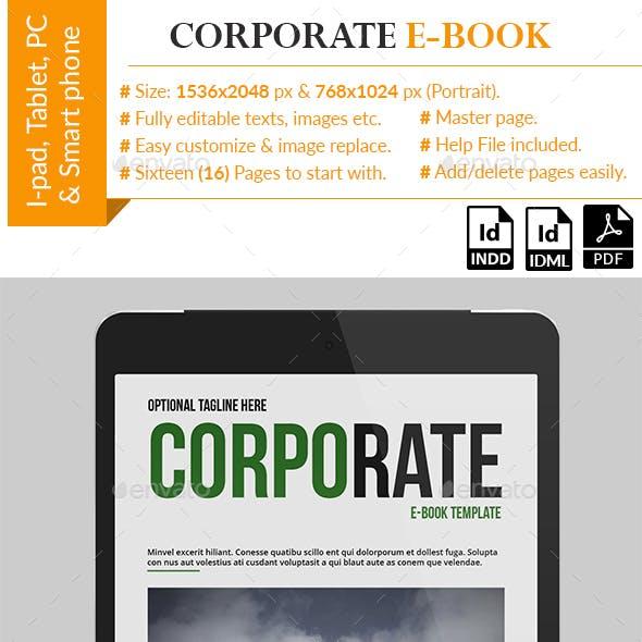 Corporate E-Book