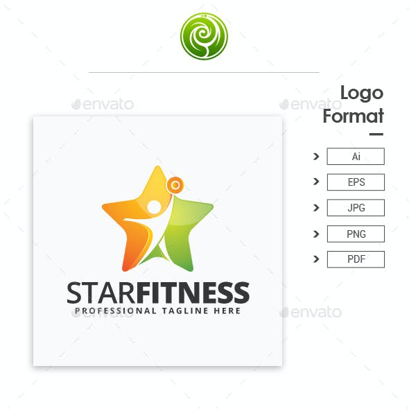 Star Fitness Logo